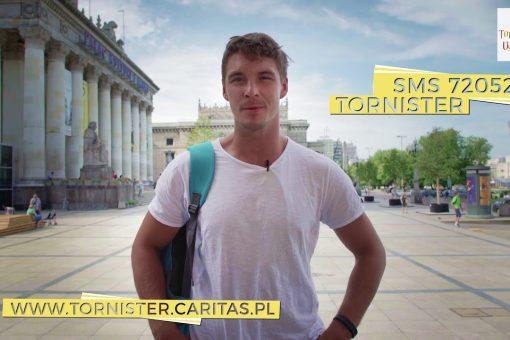 Caritas – Tornister Pełen Uśmiechów