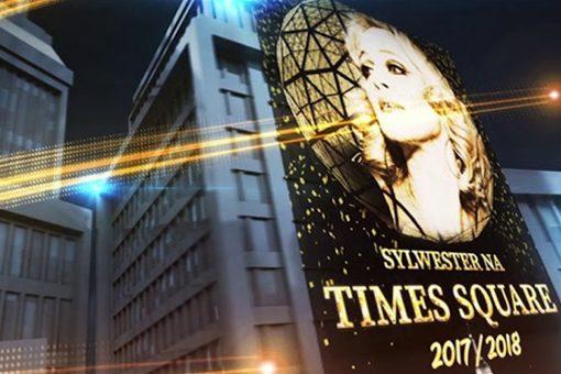 DoubleTree by Hilton Sylwester 2018 billboard sponsorski