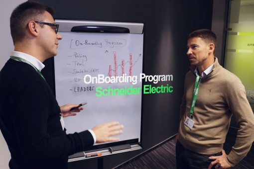 Schneider Electric OnBoarding Program