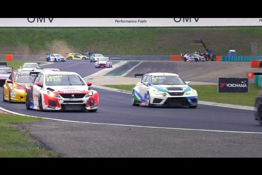 TCR Hungaroring 2019 Trailer